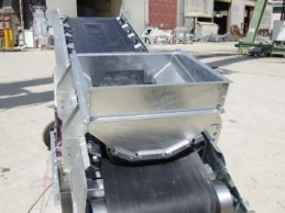 aggregate belt conveyor (rotating)