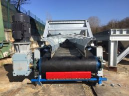 Weighing Belt Conveyor