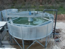Dynamic Water Clarifier ø9000