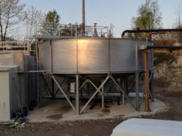 Dynamic Water Clarifier ø10000
