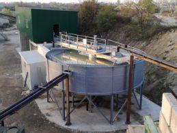 Dynamische Wasserkläranlagen