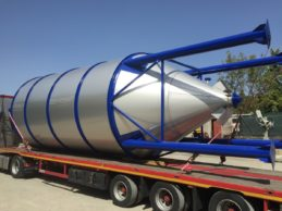 Stainless Steel Static Water Clarifier
