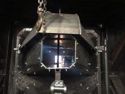 Aggregate Modular Double Chamber Silo