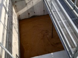 Sludge Tank for Water Clarifier
